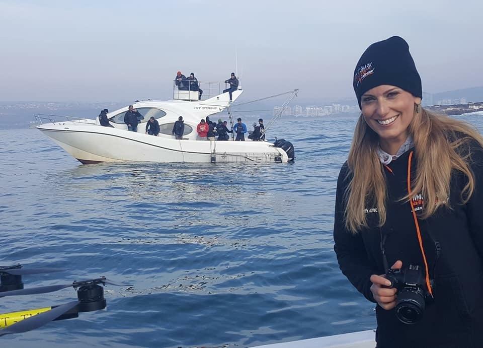 white shark africa diving trip